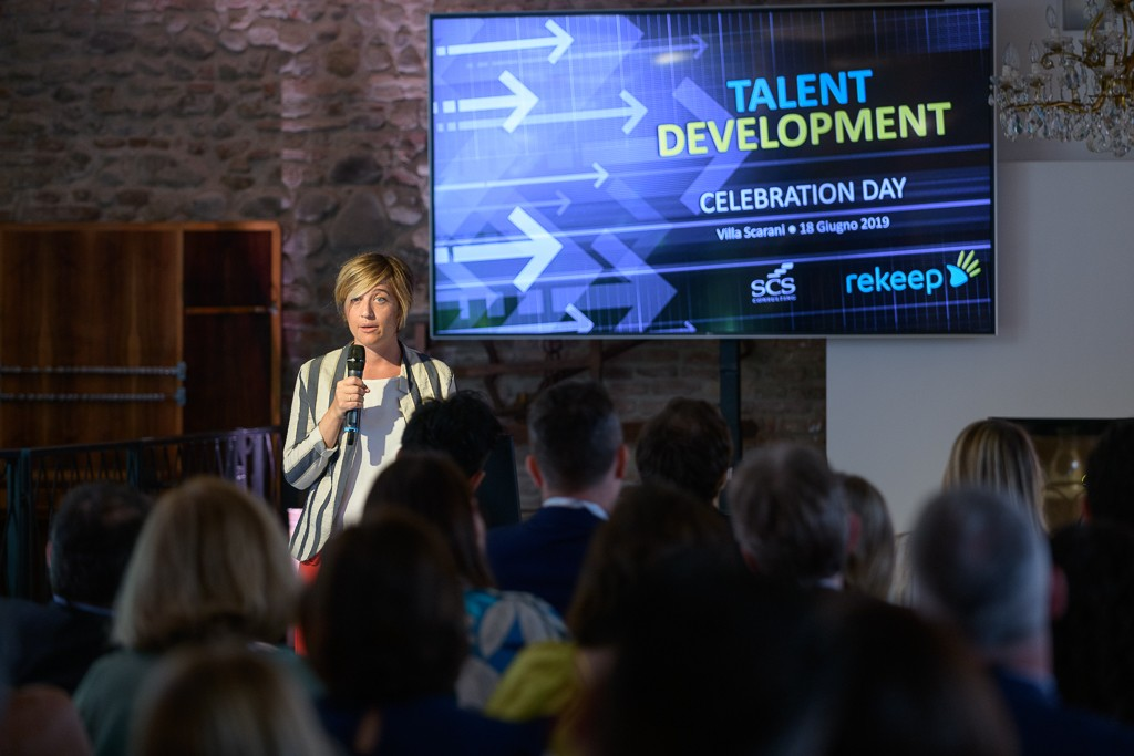 Rekeep Talent Development a Bologna