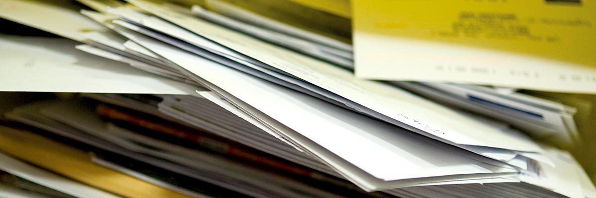 Document management and mailing