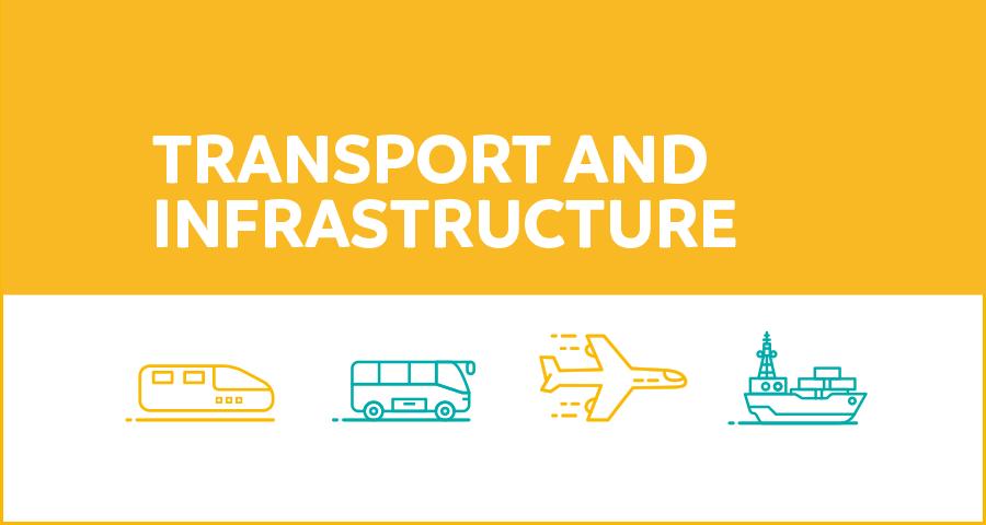 Plaquettes de Transports et Infrastructures