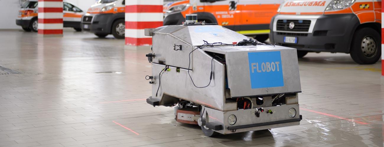 Flobot, il futuro delle pulizie