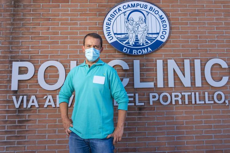 In prima linea contro il Covid-19 all'ospedale Spallanzani di Roma