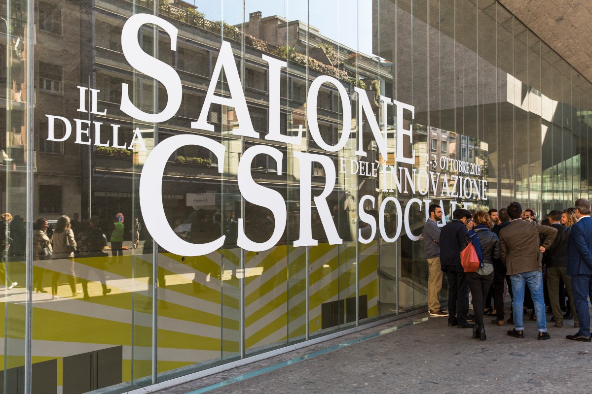 Immagine - Il Salone della CSR, il tour si conclude a Milano