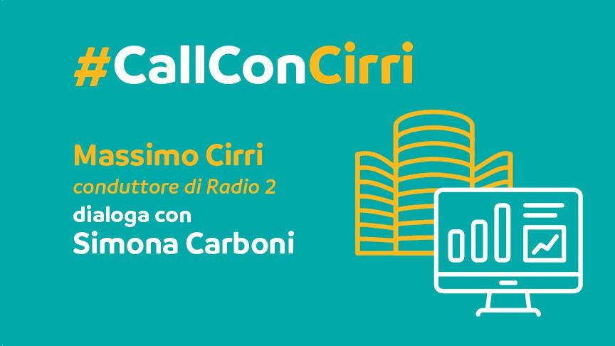 Massimo Cirri dialoga con Simona Carboni