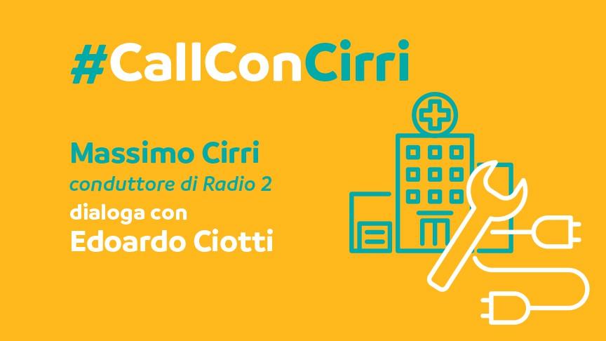 Massimo Cirri dialoga con Edoardo Ciotti