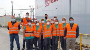 Libre cours aux activités de nettoyage et de désinfection pour un nouveau marché dans le secteur ferroviaire, en Normandie