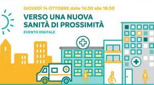 Verso una nuova sanità di prossimità – Il 14 ottobre l'evento digitale organizzato da Il Sole 24 Ore in collaborazione con Rekeep